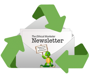 your ethical marketer newsletter