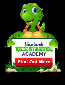 The facebook kick starter academy