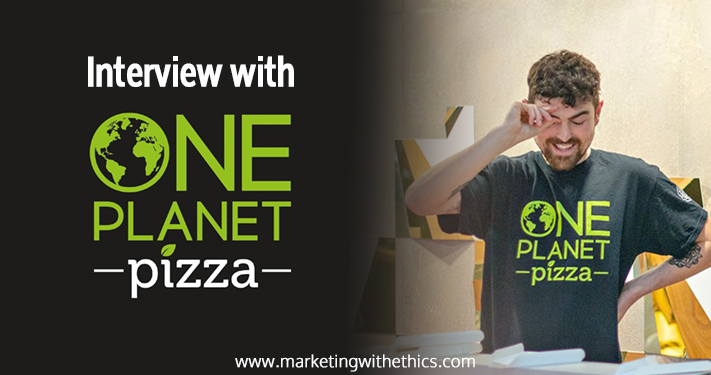 Interview with One Planet Pizza